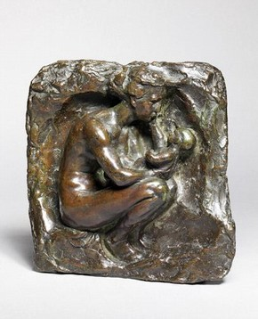 John Tweed, 'Mother and Child', after 1893. Museum no. A.27-2005