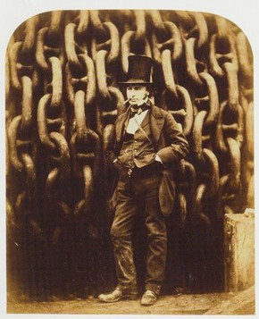 Isambard Kingdom Brunel, 1857, Museum no. PH.246-1979