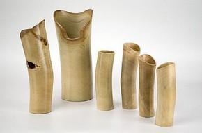 Various tube forms, Steve Howlett, 2005