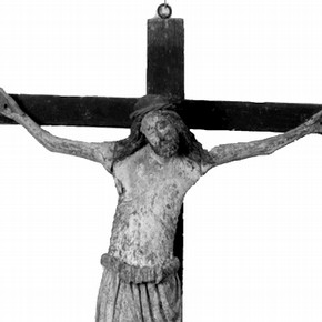 Figure 3. Crucifix after conservation and restoration. (Photography by V