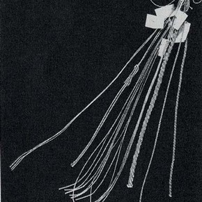 Fig. 4. 'Dai Kinnawa,Shô kinnawa', for ornamenting the hair. Inc 8 no 60.