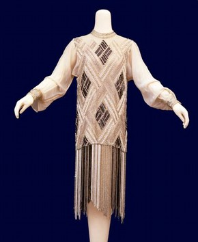 Costume made by Nathan's for 'No, No Nanette'. Theatre Royal, 1973. Museum no. S.475-1984