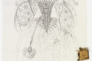 Costume design for Elizabeth I, costume design by Alix Stone, English National Opera, Coliseum, London 1975. Museum no. S.116-2001