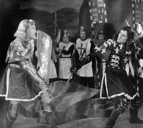 Laurence Olivier as Richard III, 1944