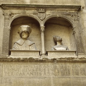 Rene of Anjou and Jeanne de Laval, Chateau of King Rene, 15th century
