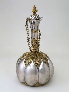 Flagon, George Fox, about 1851. Museum no. 2743-1851. © Victoria and Albert Museum, London