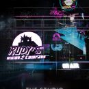 'Rudy's™ Vision & Co.' Design and Sound Studio Concept, 2008, © Rudy Hartt.