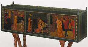 Audio: St George Cabinet by William Morris