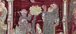 Exhibition - Opus Anglicanum: Masterpieces of English Medieval Embroidery