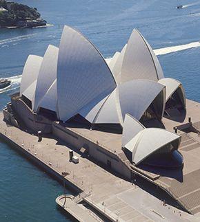Sydney Opera House © David Messent