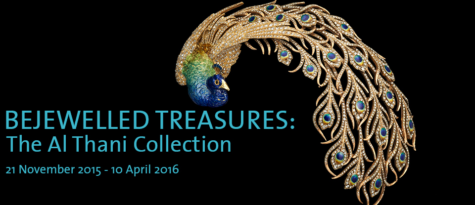 Bejewelled: Treasures of the Al-Thani Collection