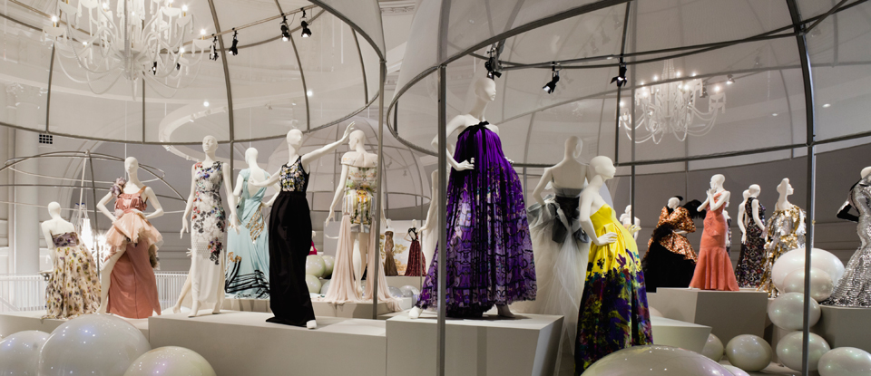 Closed Exhibition – Ballgowns: British Glamour Since 1950