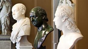 Room 24: Sculpture in Britain - Portraits & Memorial Sculpture