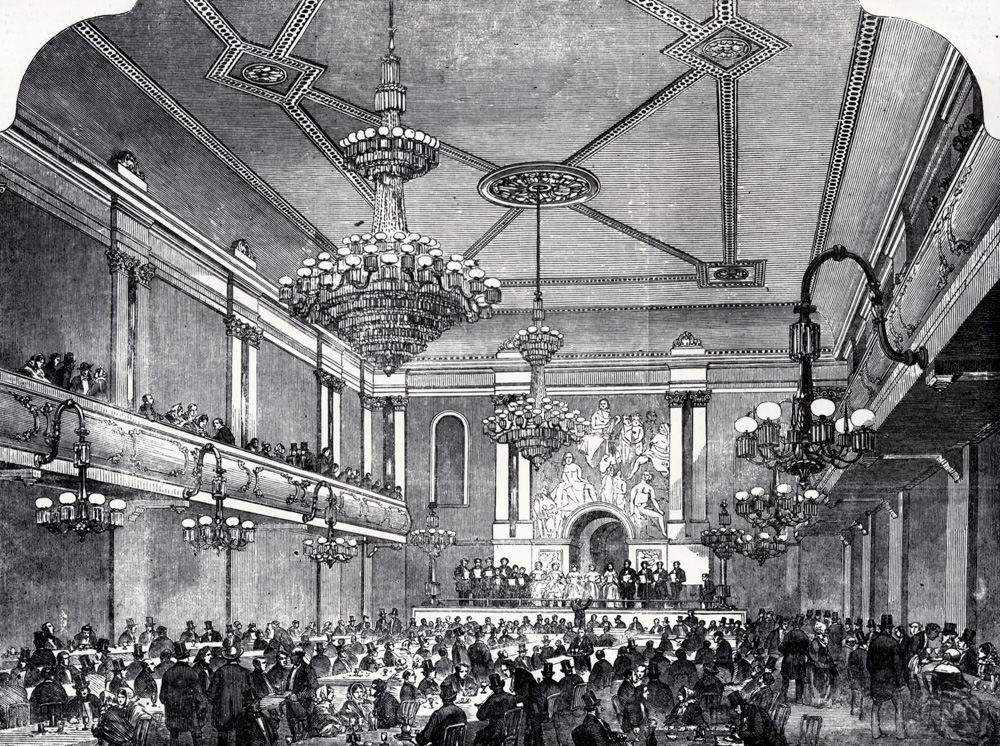 The story of music hall victoria and albert museum for Early house music