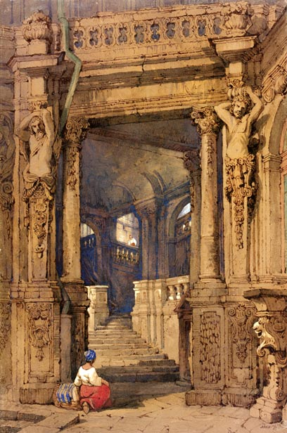 British Watercolours 1750-1900: Architecture as Subject