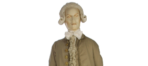 Interactive: Man's Beige Wool Suit, by Unknown Maker, 1775-85