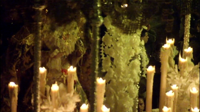 Video: Religious processions from Holy Week in Seville