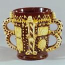 Tyg, John Livermore, 1649. Museum no. C.118-1938