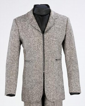 Suit, Tom Gilbey, about 1968. Museum nos. T.642:1, 2-1995; T.643-1995