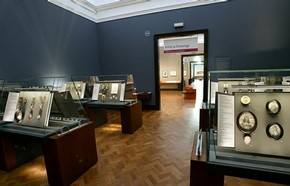 View of the Portrait Miniatures Gallery.