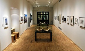View of the Photography gallery.