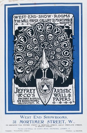Advertisement for Jeffrey