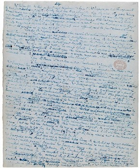 Manuscript of The Mystery of Edwin Drood by Charles Dickens, vol.II, PAGE 130, recto