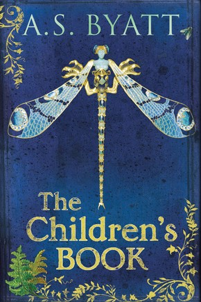 Cover, The Children's Book by A.S. Byatt, 2009