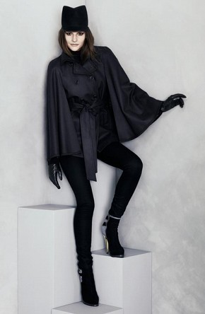 Figure 6 - Coat, Jaeger 125, autumn/winter 2009, © Jaeger