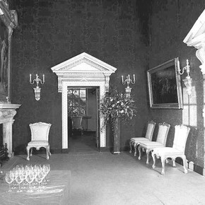 Red Velvet Room, Chiswick House