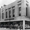 Marks & Spencer, Murraygate, Dundee. Robert Lutyens (1901–72), with Monro & Partners executant architects, 1936. Photograph, 1936. Marks and Spencer Company Archive