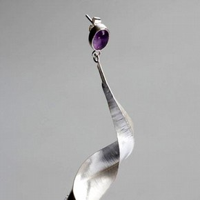 Drop-earring, Irena Molnarfi, Inspired by… 2008