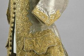 Coronation suit of Peter II, 1727, Museum no.TK-1935, © The Moscow Kremlin Museums
