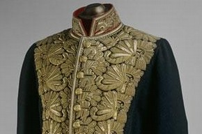 Uniform coat of a Russian court chamberlain, Museum no.TK-1647, © The Moscow Kremlin Museums