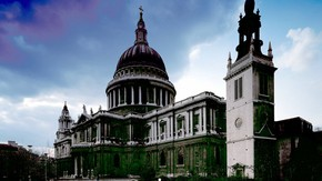 St Pauls Cathedral © Joe Low/RIBA Library Photographs Collection, www.ribapix.com