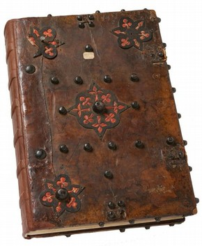 Choir book, around 1380, Italy (Florence). Museum no. MSL/1868/5836