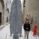 Live Up/Blank Totem, by Nao Matsunaga. © Victoria and Albert Museum, London