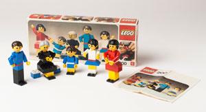 Lego family, LEGO, Denmark, 1974 copyright Victoria and Albert Museum