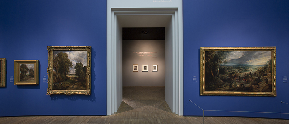 Closed Exhibition - Constable: The Making of a Master
