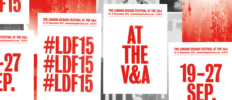 London Design Festival at the V&A 2015