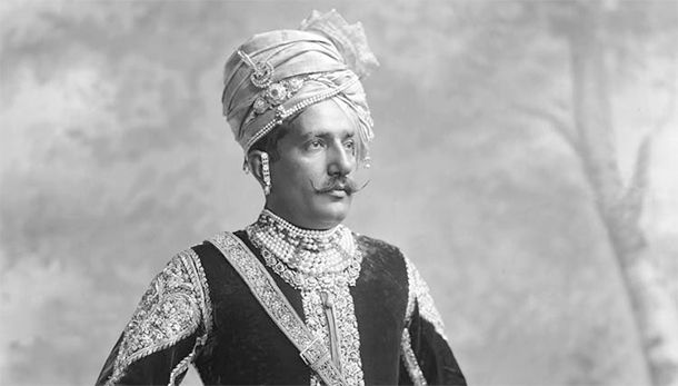 The Lafayette Studio, Rajah Ajit Singh of Khetri, 18 June 1897. V&A, The Lafayette Negative Archive