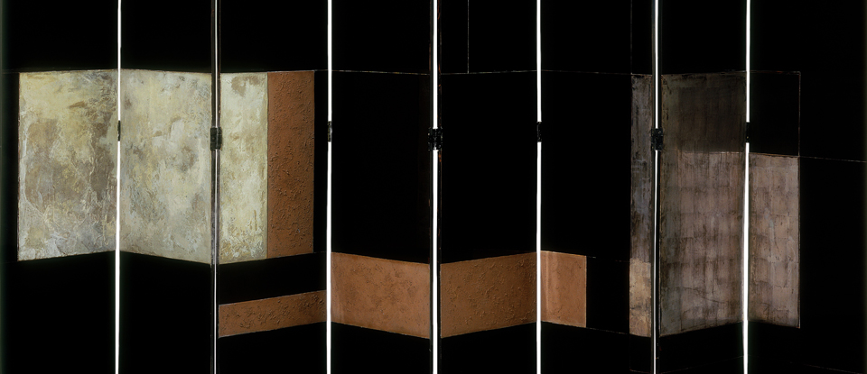 Folding screen, Eileen Gray, France, about 1928