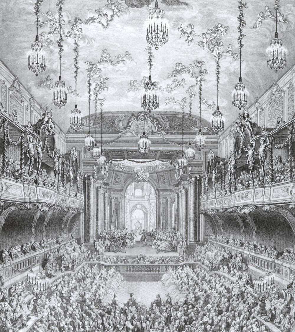 The Early History And Development Of Opera Victoria And Albert Museum