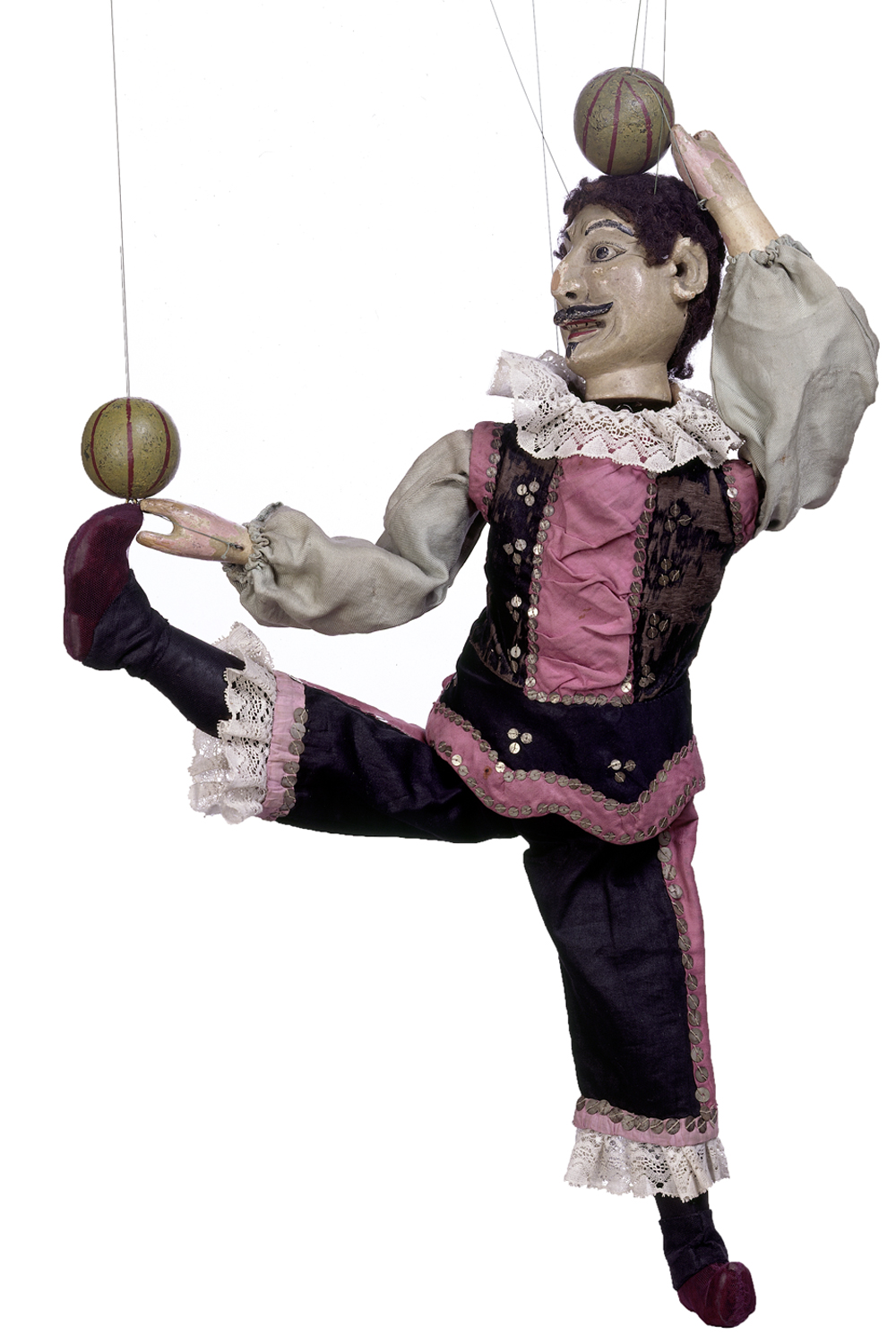 Puppet resources in the Theatre and Performance collections