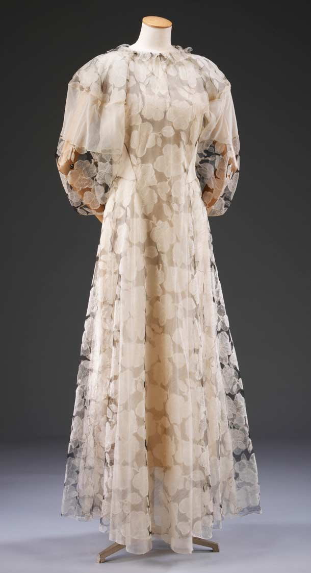 Four Haute Couture Dresses by Madeleine Vionnet - Victoria and ...