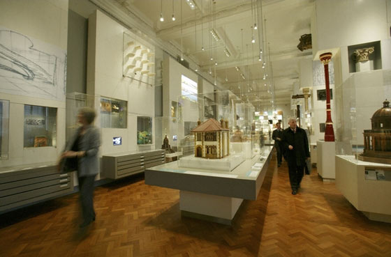 V&A Gallery Research