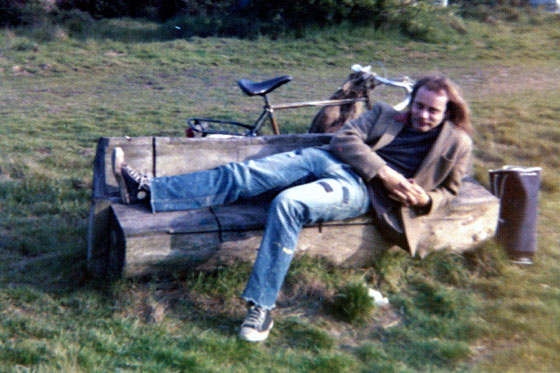 Memory Maps: 'Braintree to Bovinger: Cycling in the Seventies' by Adrian May