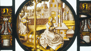 Netherlandish painted glass 1500–1530