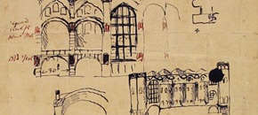 Study Room resource: Architects' drawings and ideas
