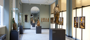 New galleries for sculpture 1300–1600, 2010